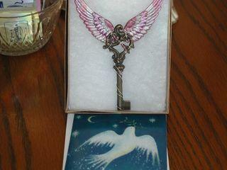 Key Christmas ornament