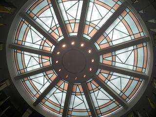 Rotunda skylight