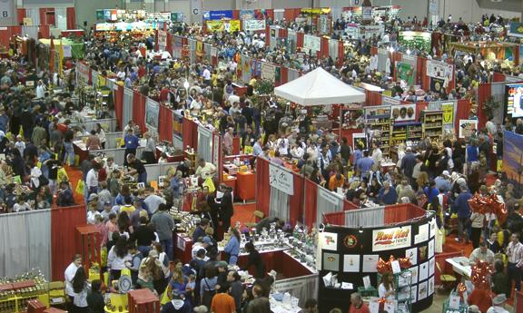 Fiery foods show 2009