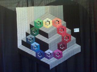 Quilt 3D blocks