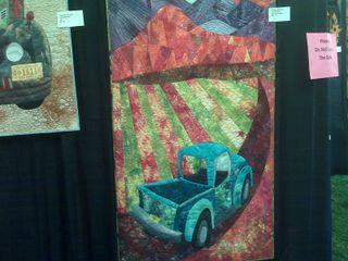 Quilt NM truck