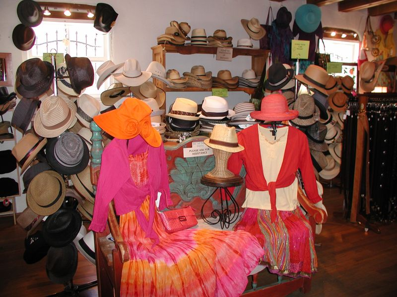 Old Town Hat Shop 2
