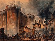 Bastille Day by Houel