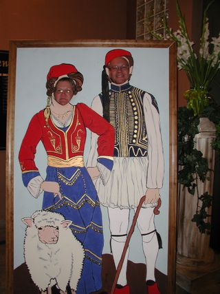 Greek costumes