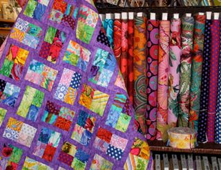Quilts Ole fabric