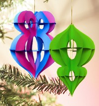 3D stylehive ornaments