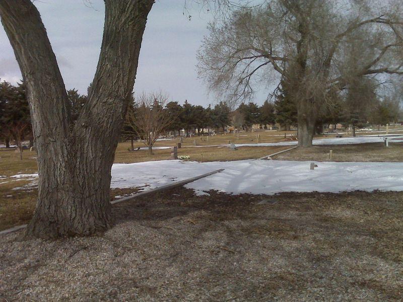 Miguela's grave 2