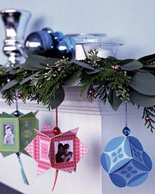 Martha Stewart ornaments