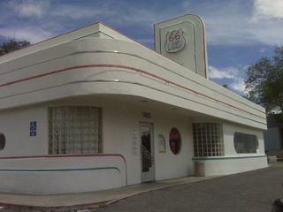 66 diner location