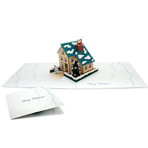 Canon Christmas house