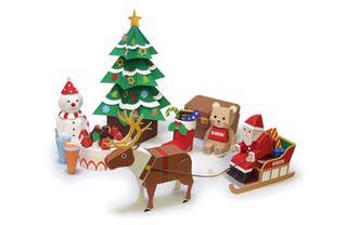 Kirin Christmas tree