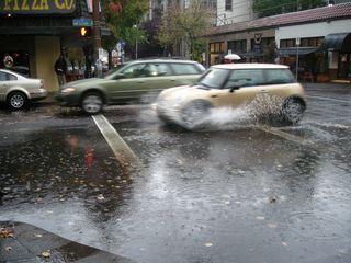 Portland rain
