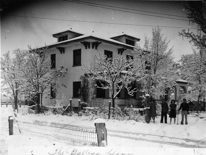 Bottger Mansion 1940s 2000-052-001