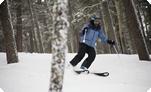 Sipapu skiier