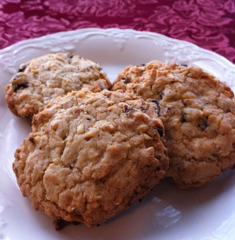 Cherry Chip Cookies cropped