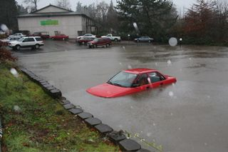 Portland rain 2