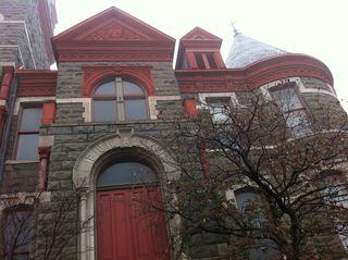 Pulaski courthouse details