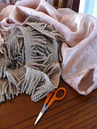 Blanket fringe