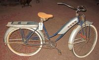 Pattin Auction bike